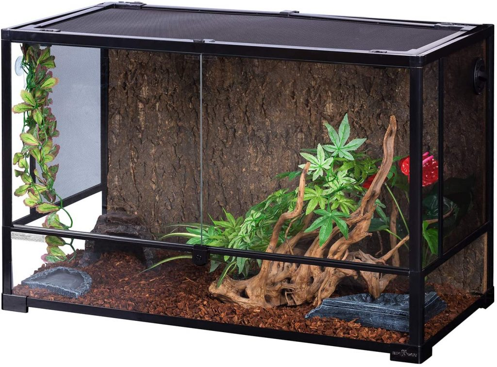 REPTIZOO Cage for Bearded Dragon